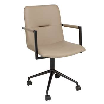 Bureau office chair stone (88 x 52cm)