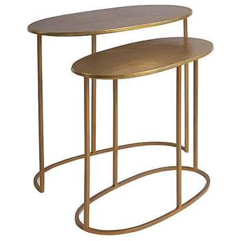 Bushmill Nesting Tables (58 x 56cm)