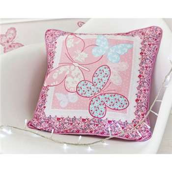 Butterfly Cushion (H40 x W40cm)
