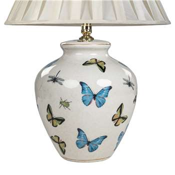 Butterfly Small Lamp Base (28 x 23cm)