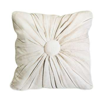 Button Cushion (H50 x W50cm)