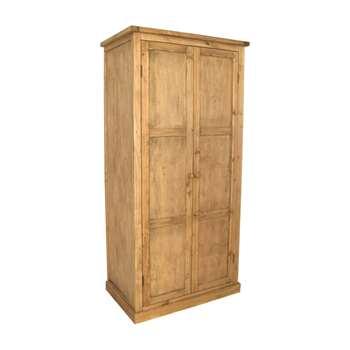 Cabinet Bits 2 Door Wardrobe 185 x 90cm