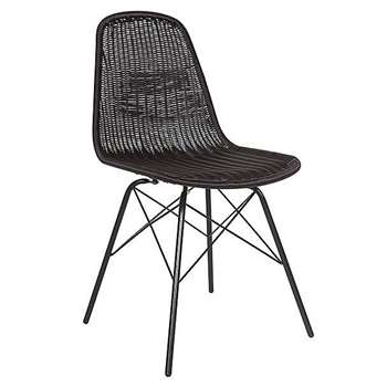 Cable Dining Chair (H84.5 x W45.5 x D52.5cm)