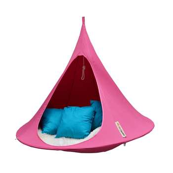 Cacoon World - Double Cacoon - Fuchsia (H150 x W180cm)