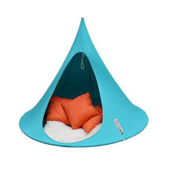 Cacoon World - Double Cacoon - Turquoise (H150 x W180cm)