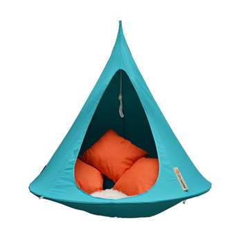 Cacoon World - Single Cacoon - Turquoise (H150 x W150cm)
