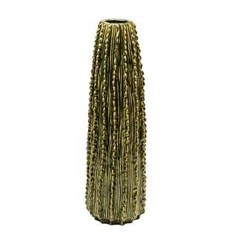 Cactus vase round tall (52 x 16cm)