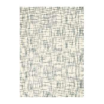 Calvin Klein - Tucson Rug - Ivory/Grey (H226 x W160cm)