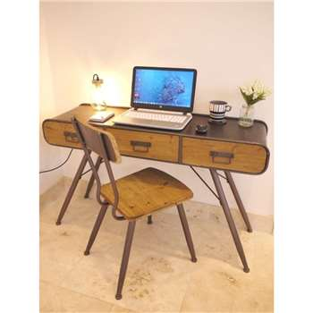 Cambrewood Factory Industrial Workstation (74 x 125cm)