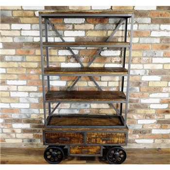 Cambrewood Industrial Trolley Shelf (177 x 100cm)