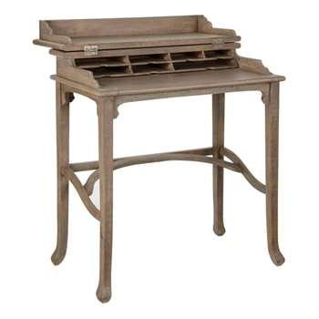 Campaign Desk - Wood (81 x 75cm)