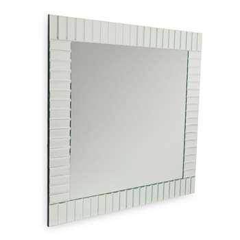 Capri Large Square Mirror (H90 x W90cm)