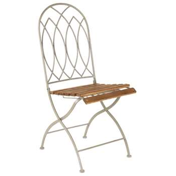 Carisbrooke Folding Chair (99 x 42cm)