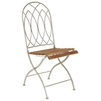 Carisbrooke Folding Chair (99 x 42cm)