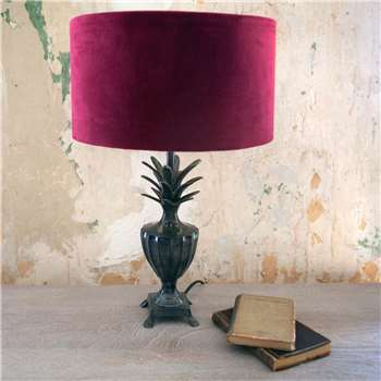Carmen Pineapple Lamp Base (H34 x W10 x D10cm)