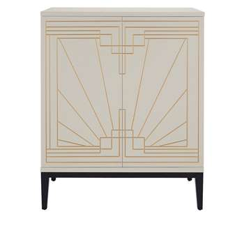Carraway Drinks Cabinet (100 x 83cm)
