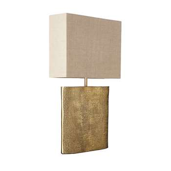 Carraway Lamp, Small - Gold (26 x 26cm)