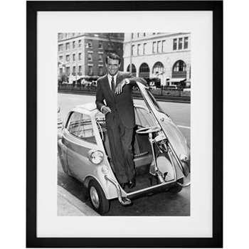Cary Grant, Print (50 x 40cm)