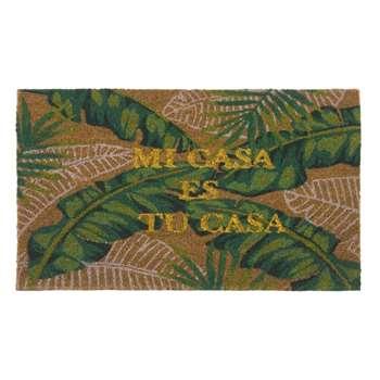 CASA Tropical Print Doormat (45 x 75cm)