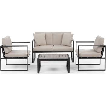 Catania Outdoor Lounge Set, Polywood (Sofa: 62 x 116cm)