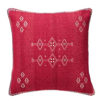 Cayuga Cushion Cover, Large - Pink (51 x 51cm)