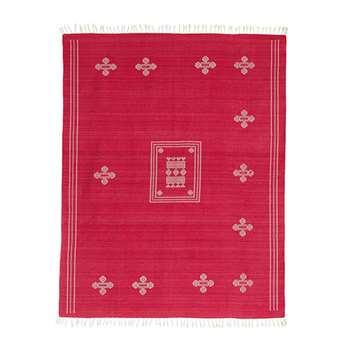 Cayuga Rug - Pink (245 x 326cm)