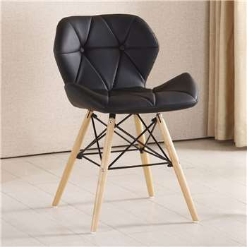 Cecilia DS Chair - Black (70 x 48cm)