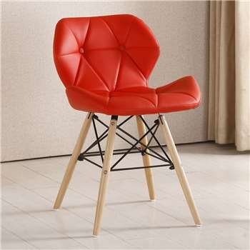 Cecilia DS Chair - Red (70 x 48cm)