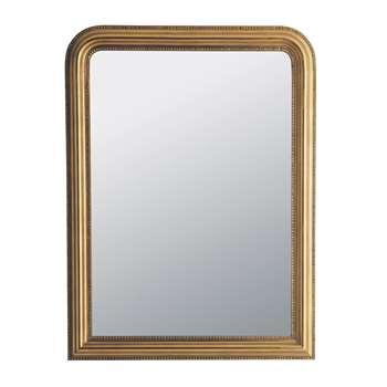 Céleste Mirror, Gold (H120 x W90cm)