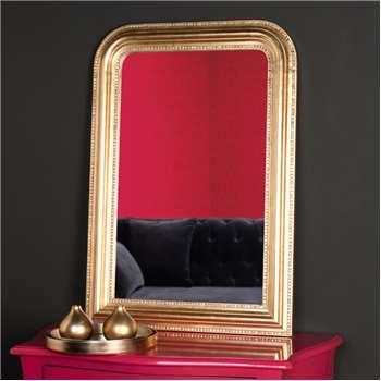 Céleste mirror, gold 95 x 65cm