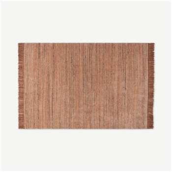 Celsi Wool Pile Rug, Plaster Pink (H160 x W230cm)