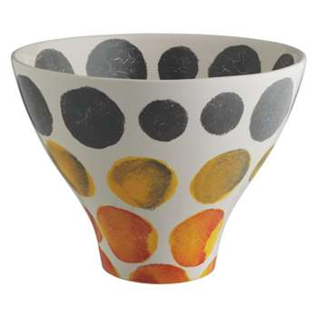 Chala Multi-coloured patterned ceramic bowl
