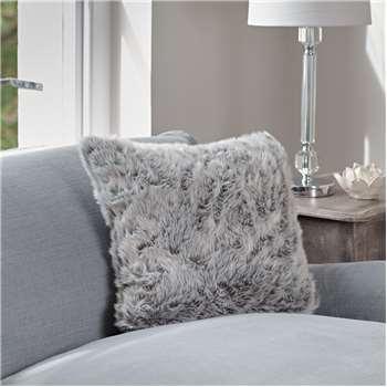 Chamonix Faux Fur Cushion (H45 x W45cm)