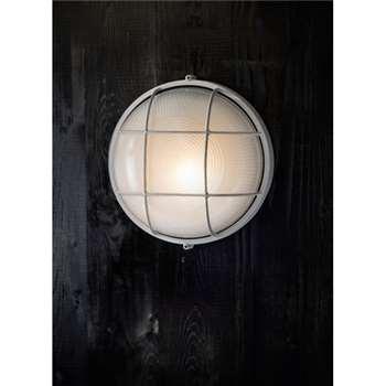 Chatham Round Bulk Head Light (25 x 12cm)