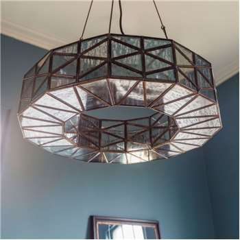 Chatsworth Small Chandelier (H13 x W63 x D63cm)