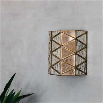 Chatsworth Wall Sconce (H26 x W26 x D13cm)