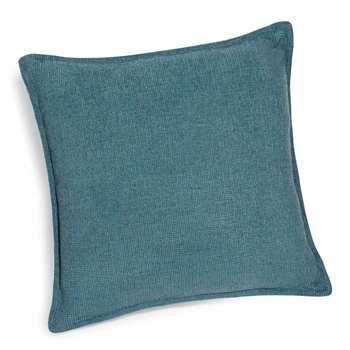 CHENILLE cobalt blue cushion (45 x 45cm)