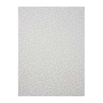 Chilewich - Prism Floor Mat - Natural (H92 x W59cm)