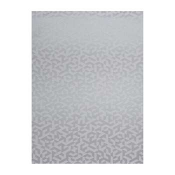 Chilewich - Prism Floor Mat - Silver (H92 x W59cm)