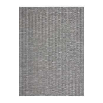 Chilewich - Wabi Sabi Textured Floor Mat - Mica (H92 x W59cm)