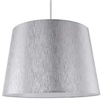 """Chilka 14"""" Shade Silver (H24.5 x W35.5 x D35.5cm)"""