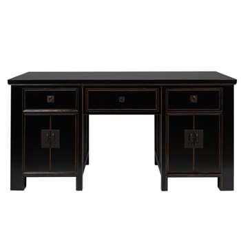 China Club Partners' Desk (80 x 165cm)