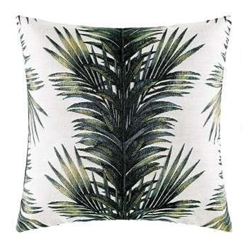 Christian Lacroix - Goya Cushion - Vert Buis (50 x 50cm)