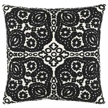 Christian Lacroix - Paseo Canetille Cushion - 50x50cm - Domino