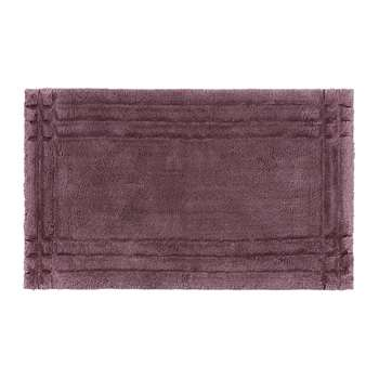 Christy - Christy Tufted Bath Mat - Fig - Large (H64 x W106cm)