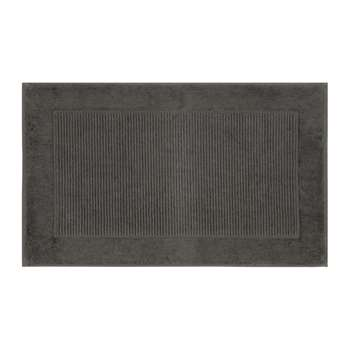 Christy - Supreme Bath Mat - Graphite (H50 x W90cm)