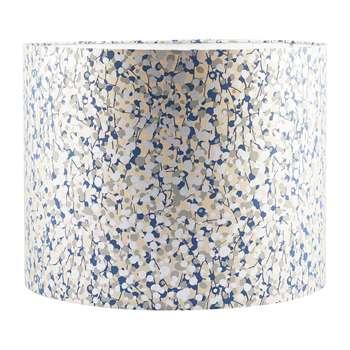 Clarissa Hulse - Garland Lamp Shade - Putty/Midnight/Silver - (24 x 31cm)
