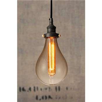 Claude Vintage Pendant Light (29 x 13cm)