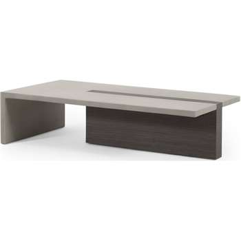 Claus Coffee Table, Concrete (H120 x W30 x D65cm)