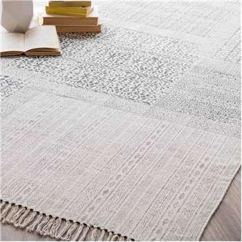 CODOSERA cotton rug, (140 x 200cm)